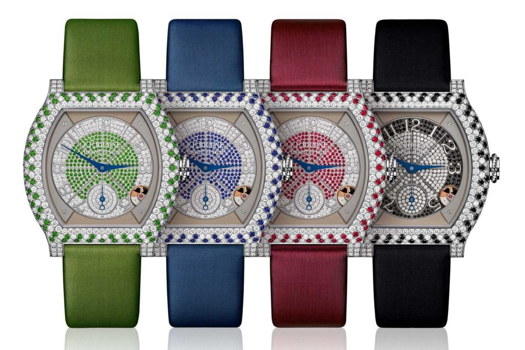 This line of timepieces was Journe's first for the lady wearer