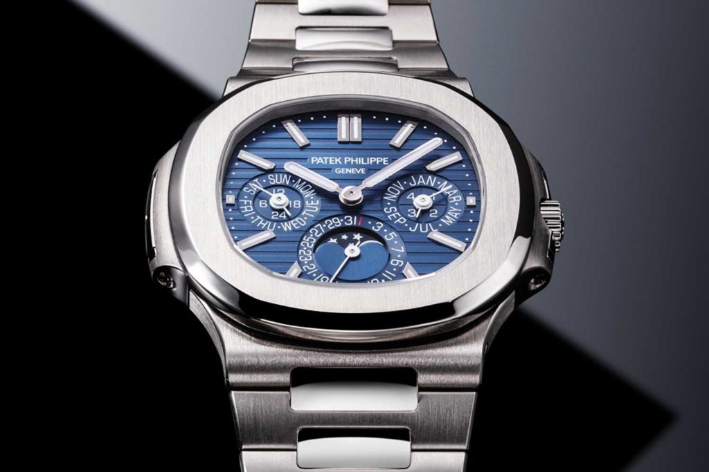 Revolution Awards 2018: Best Complication — Patek Philippe Nautilus  Perpetual  Calendar Ref. 5740/1G