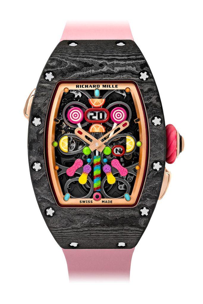 Richard Mille RM 37-01 Cerise