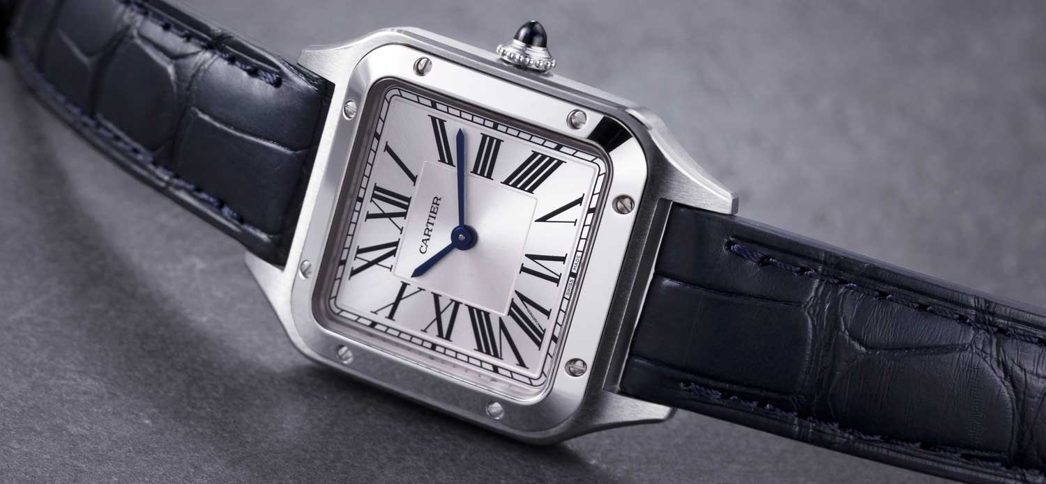Cartier Santos-Dumont Watch (Image © Revolution)