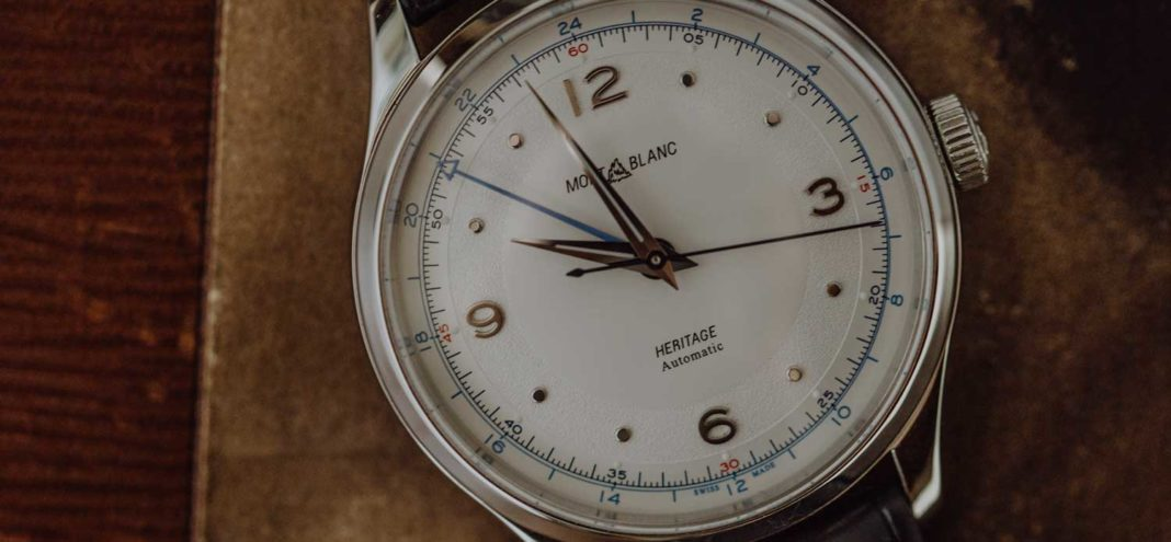 Montblanc Heritage Collection