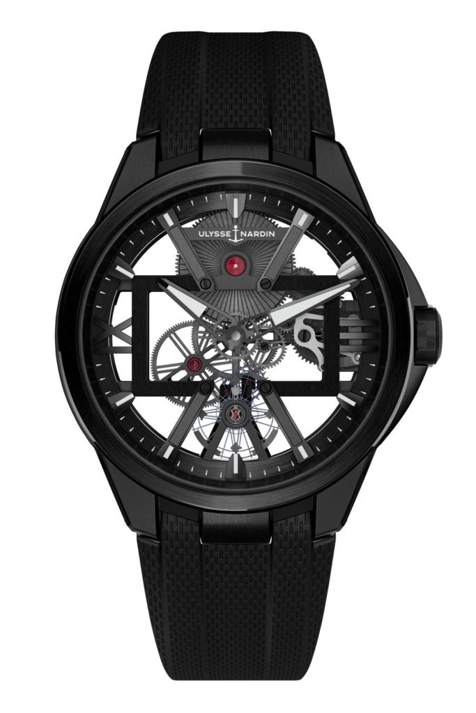 Ulysse Nardin The Skeleton X