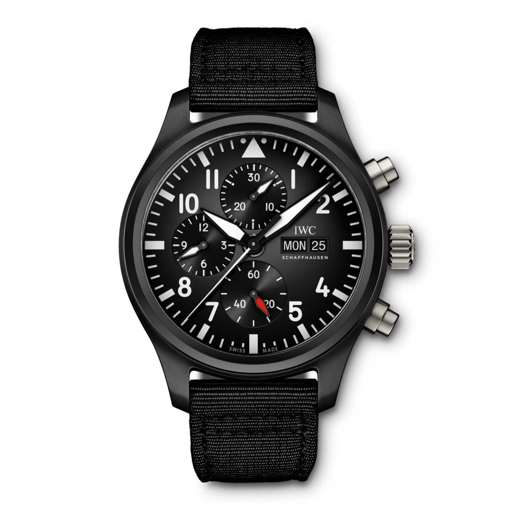 Pilot's Watch Chronograph TOP GUN (Ref. IW389101)
