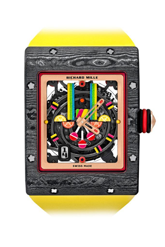 Richard Mille RM 16-01 Fraise