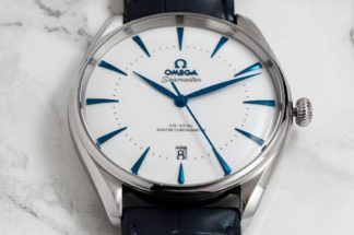 Omega Seamaster Exclusive Boutique Singapore Limited Edition (Image © Revolution)