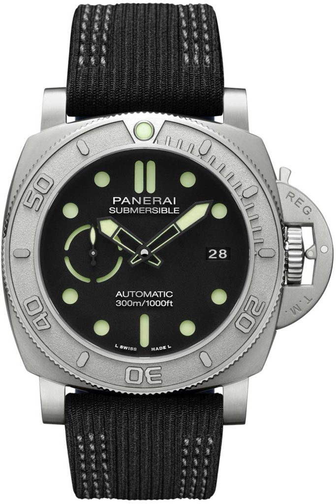 Submersible Mike Horn Edition PAM00984