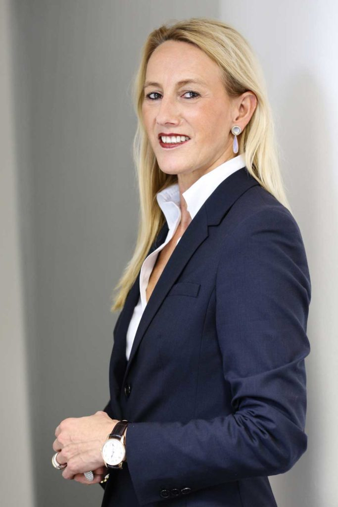 Christine Hutter, CEO of Moritz Grossmann