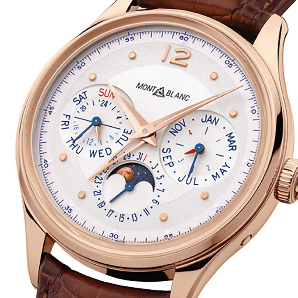 Heritage Perpetual Calendar Limited Edition 100