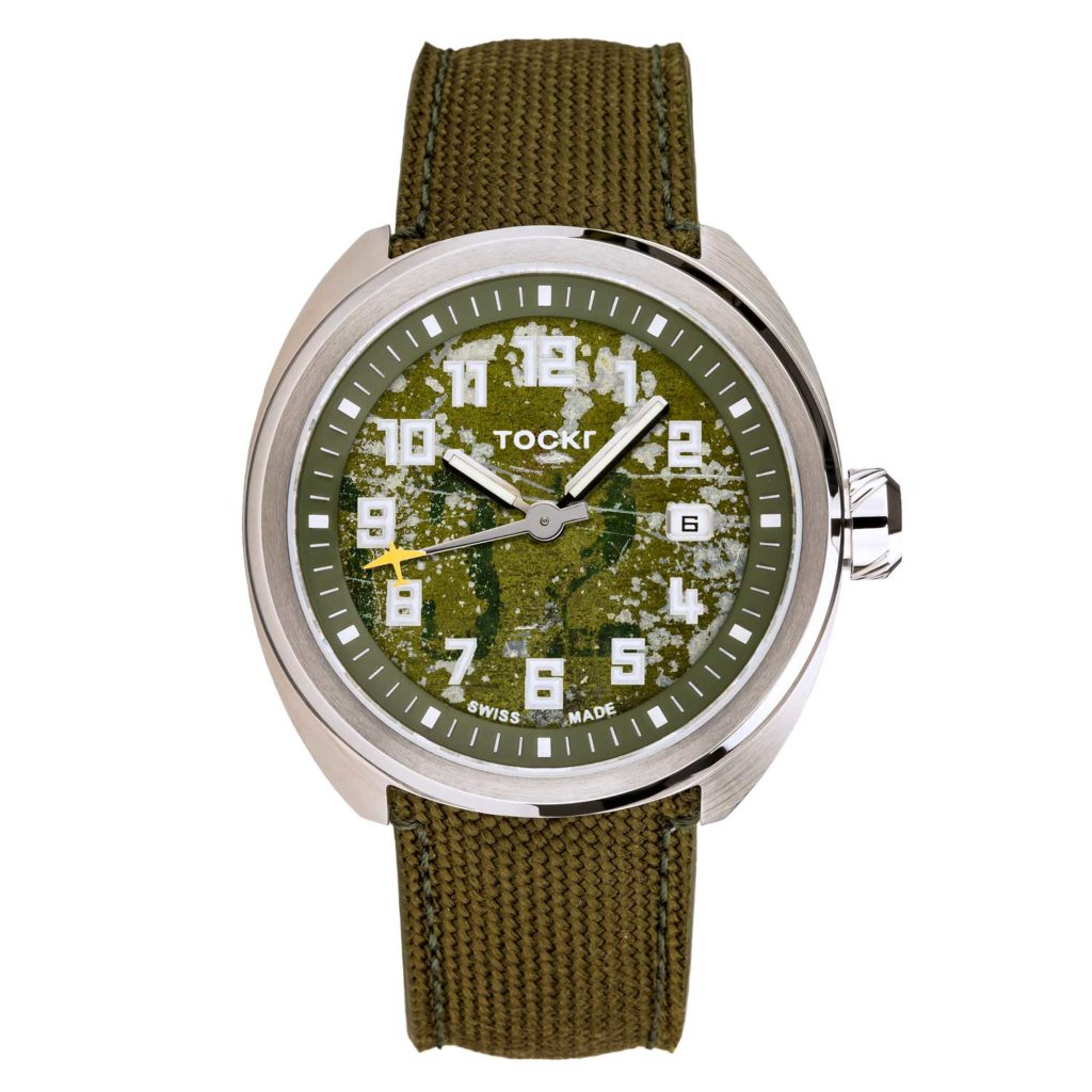 Tockr D-Day C-47 Watch (Stamped)