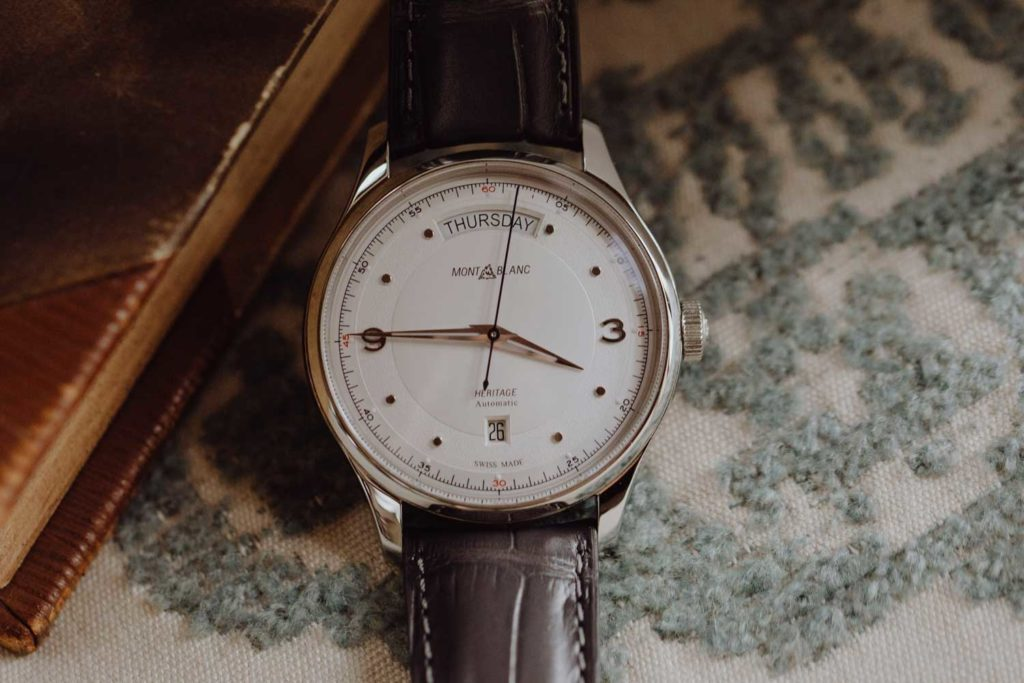 Heritage Automatic Day Date