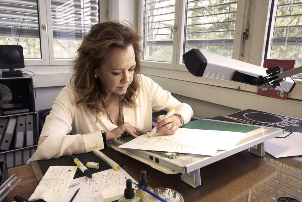 Caroline Scheufele, Artistic Director and Co-President of Chopard
