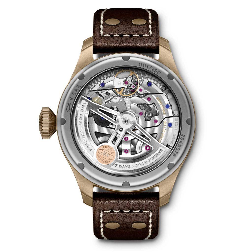 Big Pilot's Watch Perpetual Calendar Spitfire (Ref. IW503601)