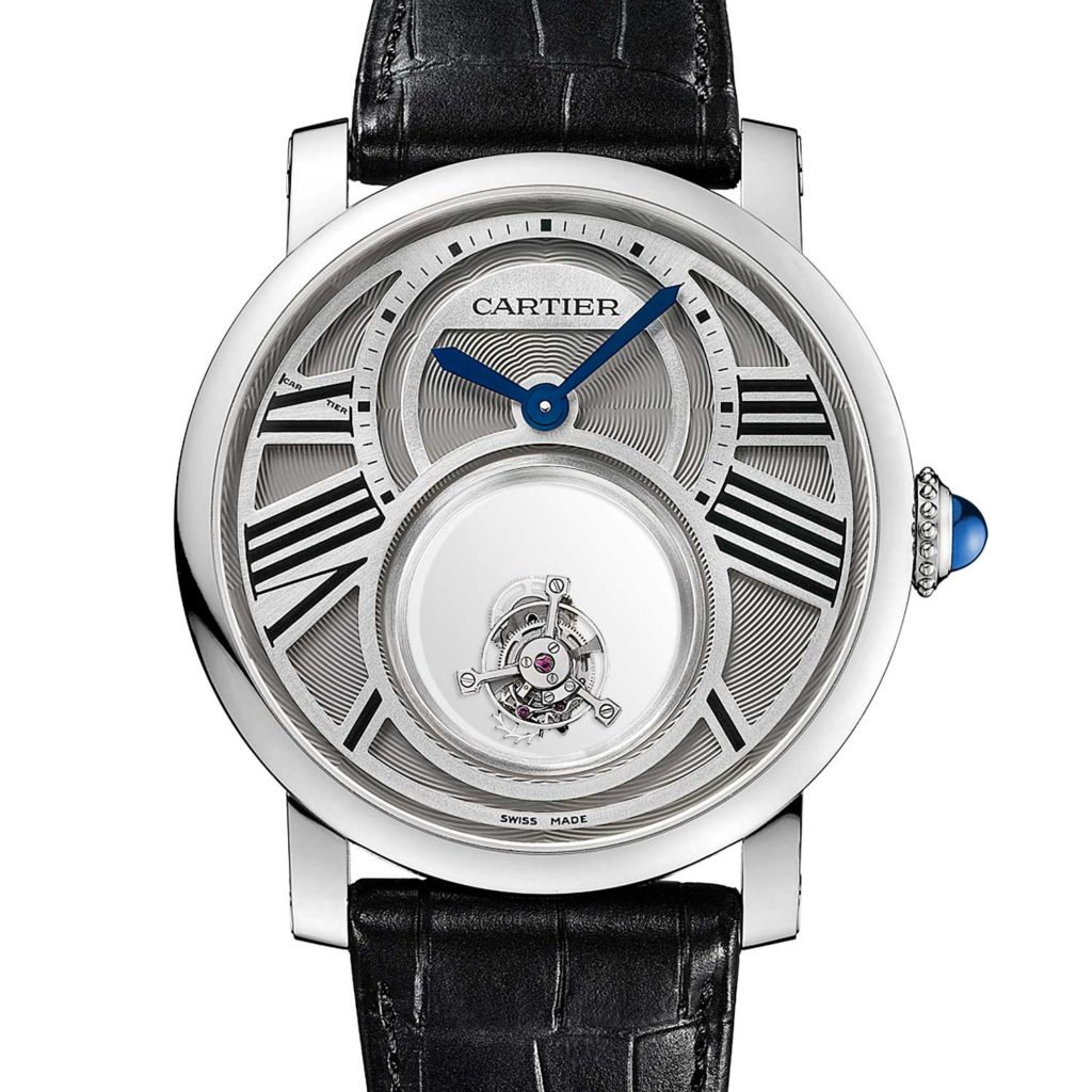 Rotonde de Cartier Mysterious Tourbillon