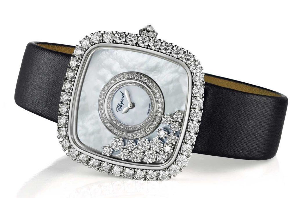 Chopard Happy Diamonds in 18K White Gold and Diamonds, Limited Edition