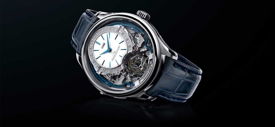 The Master Grande Tradition Gyrotourbillon Westminster Perpétuel with a silvered dial