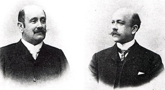 Brandt Brothers, Cesar Brandt & Louis-Paul Brandt