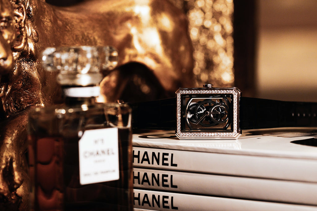 Chanel has acquired a stake in new manufacture Kenissi Chanel has acquired a stake in new manufacture Kenissi (Image © Kevin Cureau/Revolution)