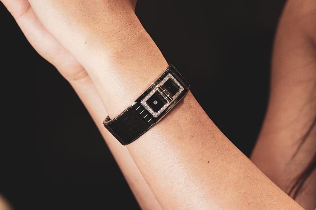 The Chanel Code Coco in ceramic (Image © Kevin Cureau/Revolution)