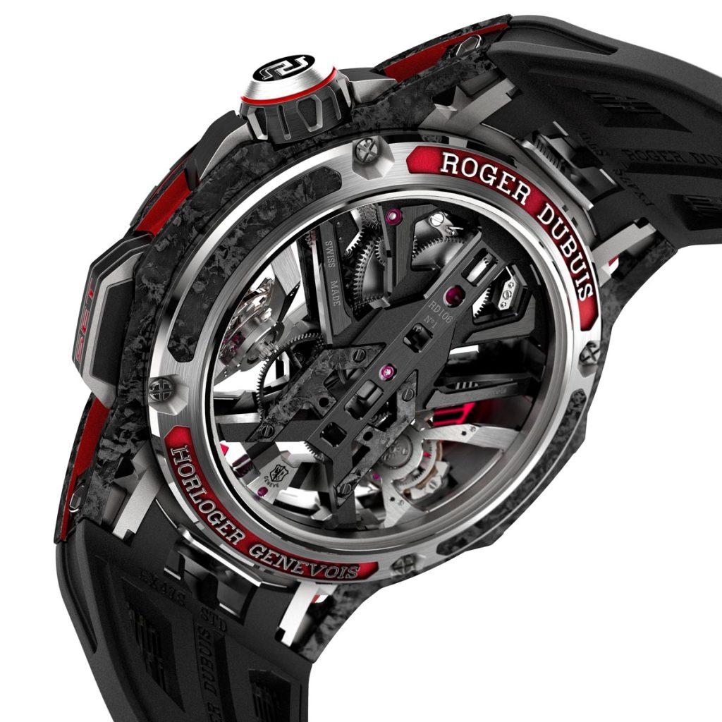 SIHH 2019: Roger Dubuis Reveals new Lamborghini Watches