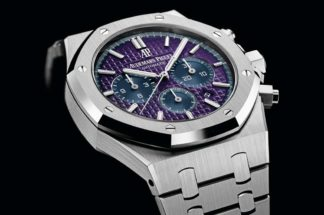 Unique Royal Oak Chronograph for One Drop Foundation