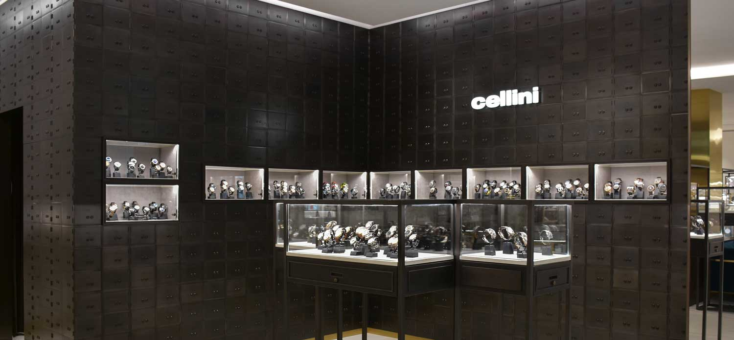 Cellini Watch Fair