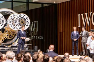 IWC Inaugurates New Manufacture