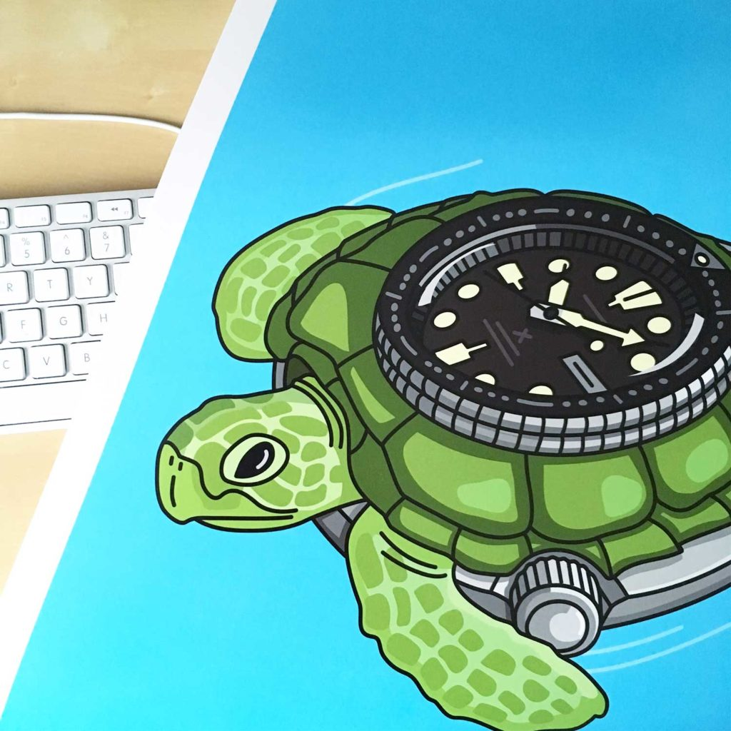 Watches and Pencils