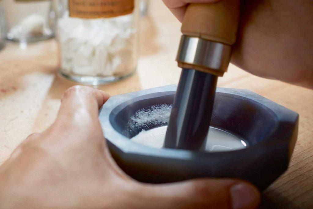Breguet Manufacture enamelling atelier