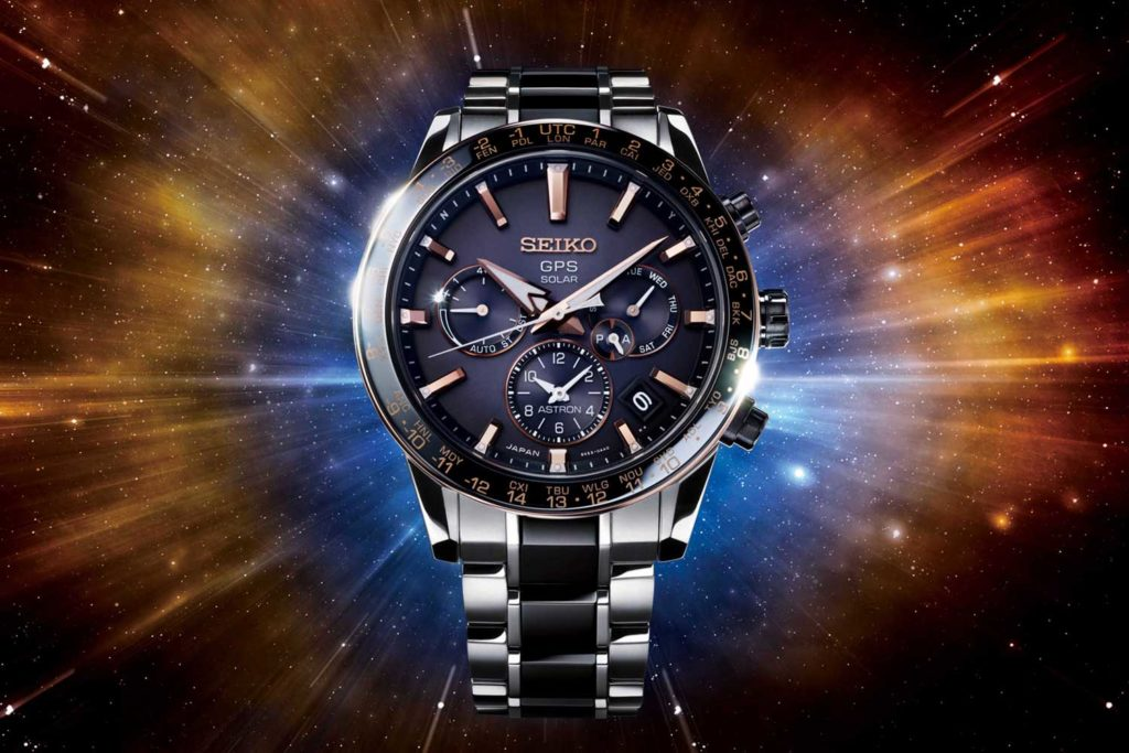 Seiko Astron GPS Solar Limited Edition (SSH007)