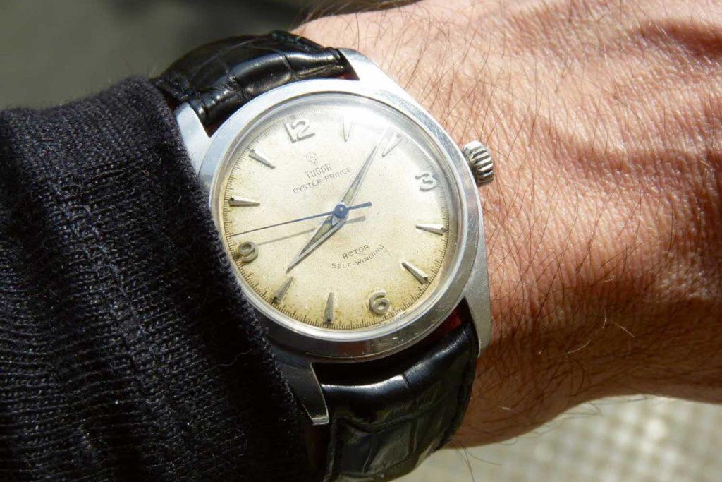 Surgeon Lieutenant Jock Potter Masterton's 780 with 3-6-9 dial