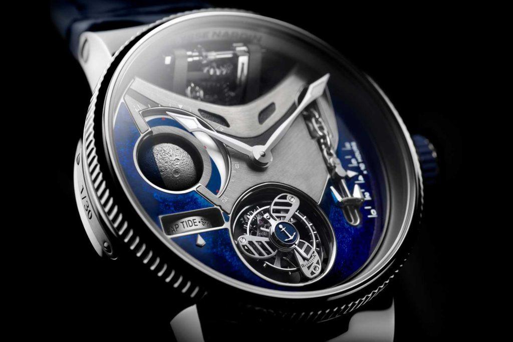 Ulysse Nardin Marine Mega Yacht timepiece