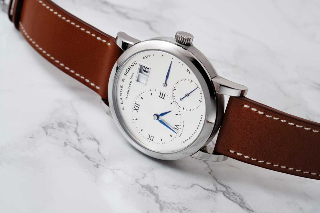 Lange 1 in stainless steel (Image © Revolution)
