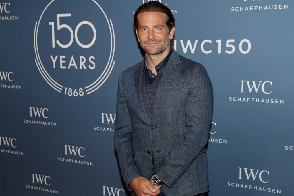 Bradley Cooper announced as IWC brand ambassador at SIHH 2018