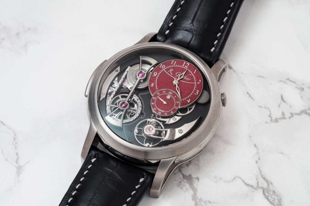 Romain Gauthier Logical One (Image © Revolution)