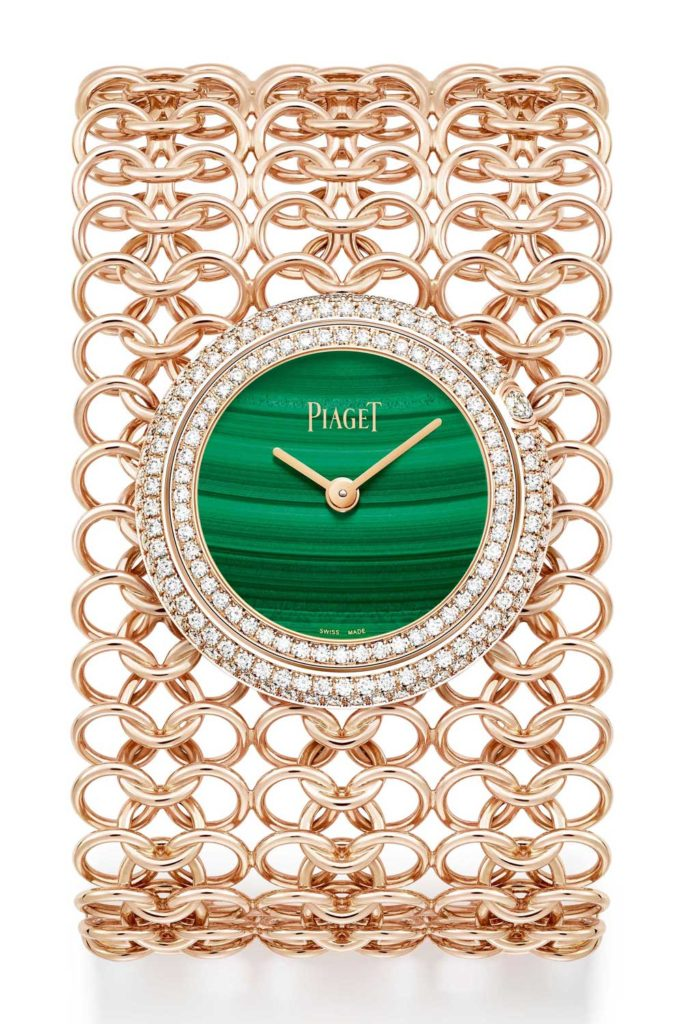 Modern interpretations of the fabulous creations from the House of Piaget