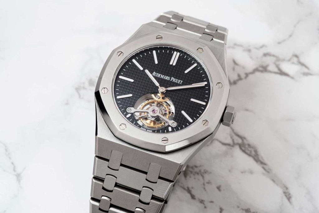 Audemars Piguet Royal Oak Tourbillon Extra-Thin (Image © Revolution)