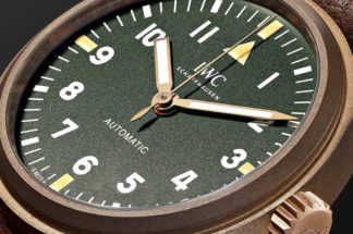 IWC Pilot's Watch Automatic 36mm Special Edition for The Rake & Revolution (Image © MrPorter.com)