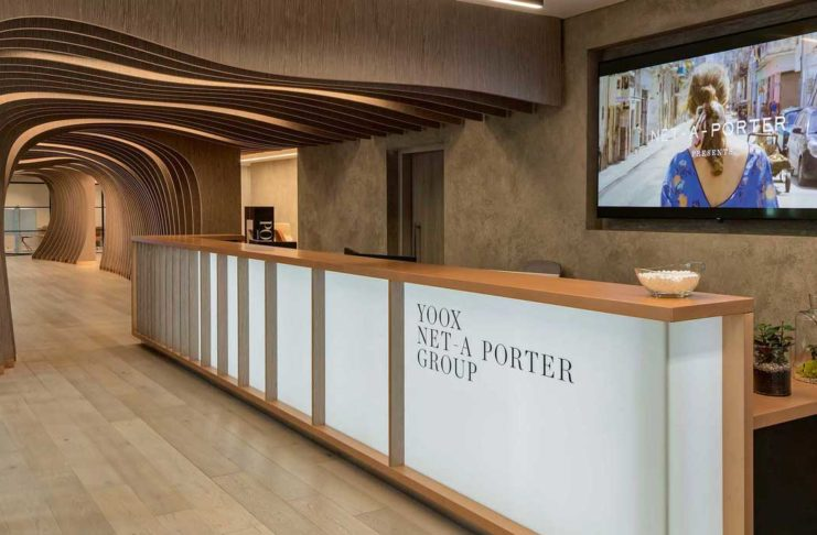 The YOOX Net-a-Porter Group is Richemont's most recent acquisition, along with a host of other brands in luxury fashion, watchmaking and jewelry
