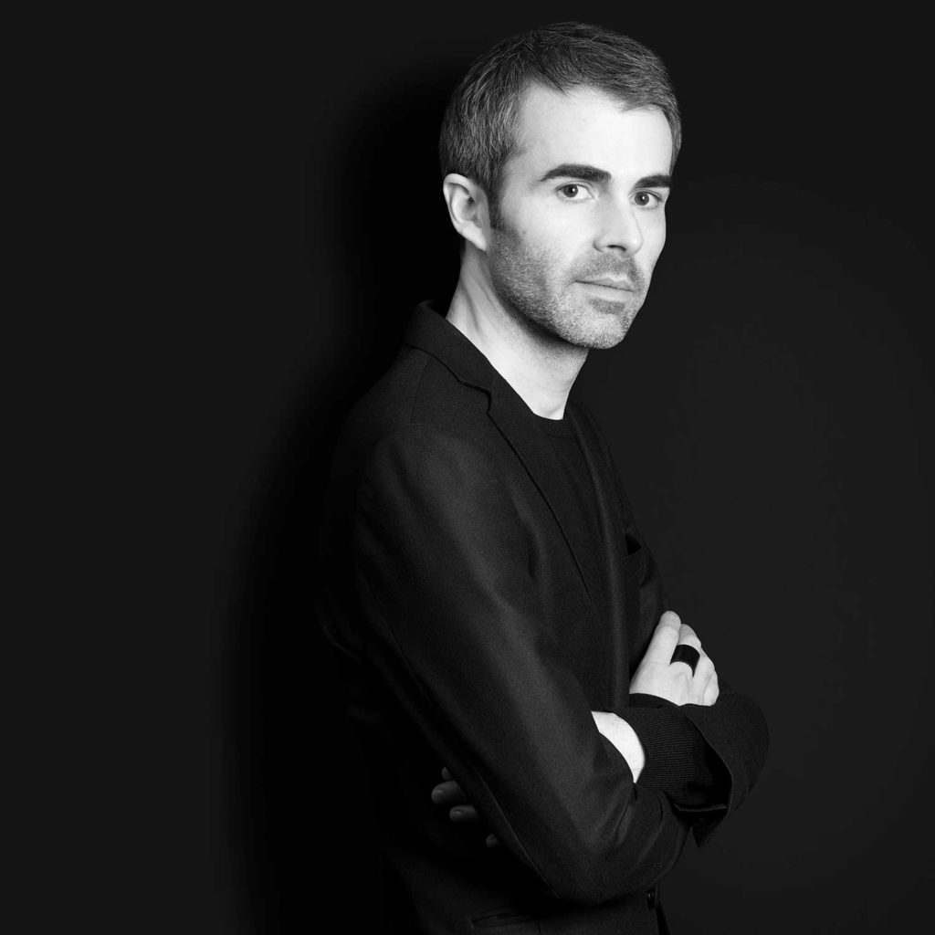 Arnaud Chastaingt, head of the Chanel Watch Creation Studio