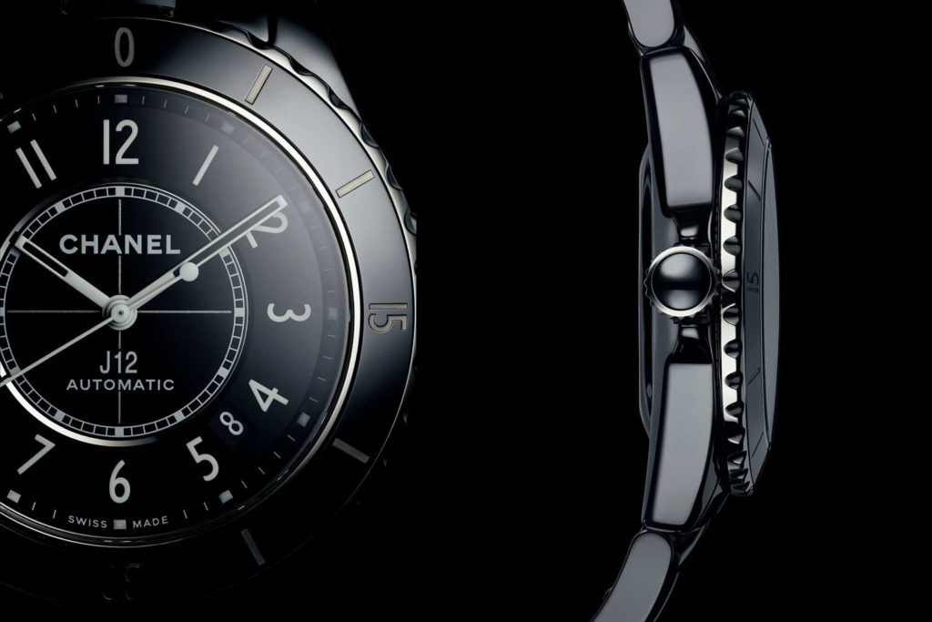 The refinements made to the J12 by Arnaud Chastaingt are subtle, but make a notable impact of the style of the watch