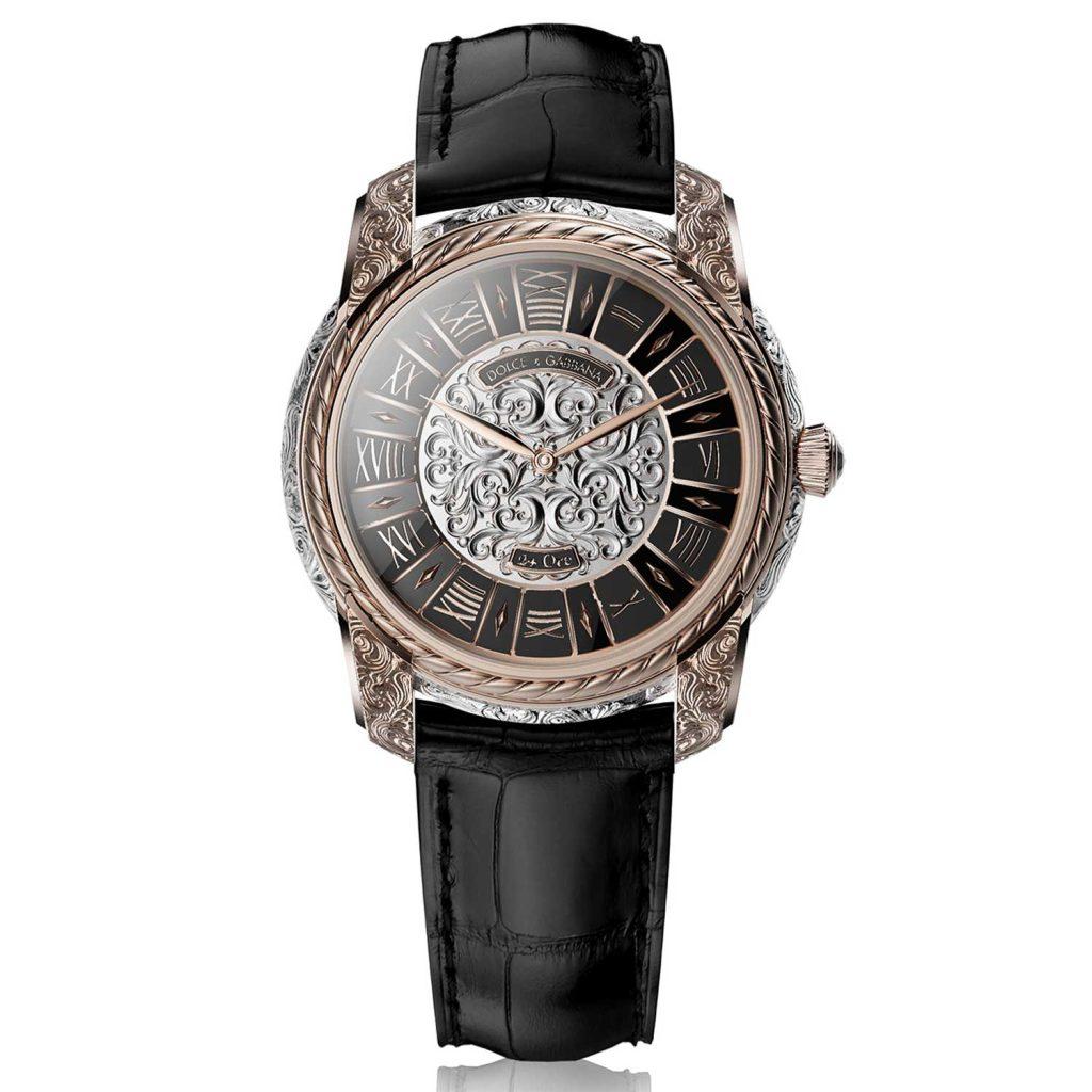 The Firenze watch by Dolce&Gabbana
