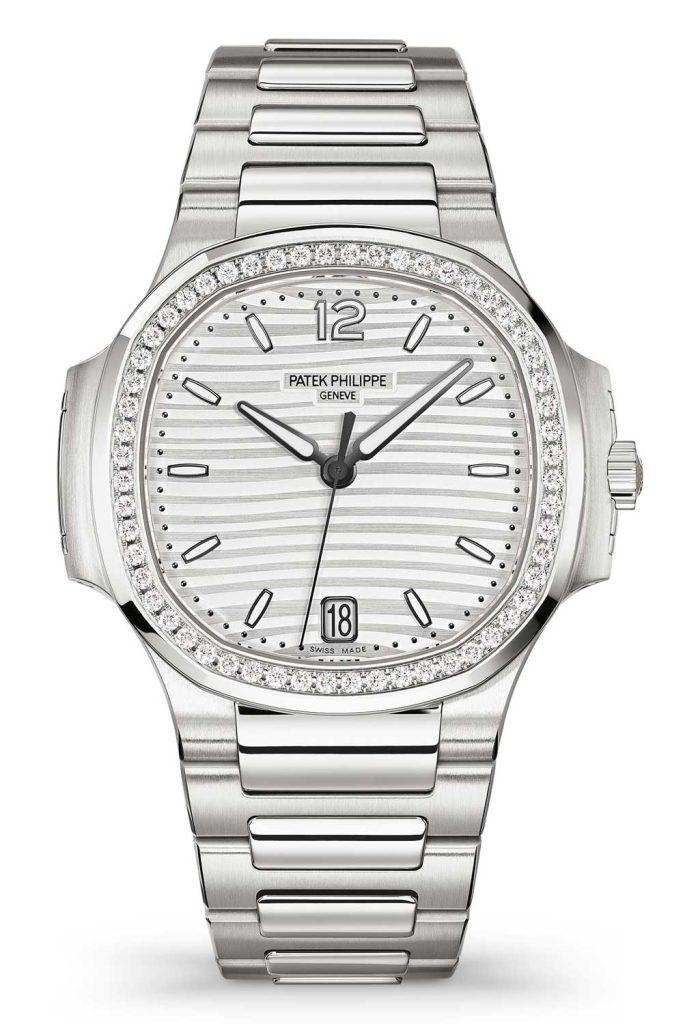 Ref. 7118/1200A Ladies Automatic Nautilus (Diamonds)