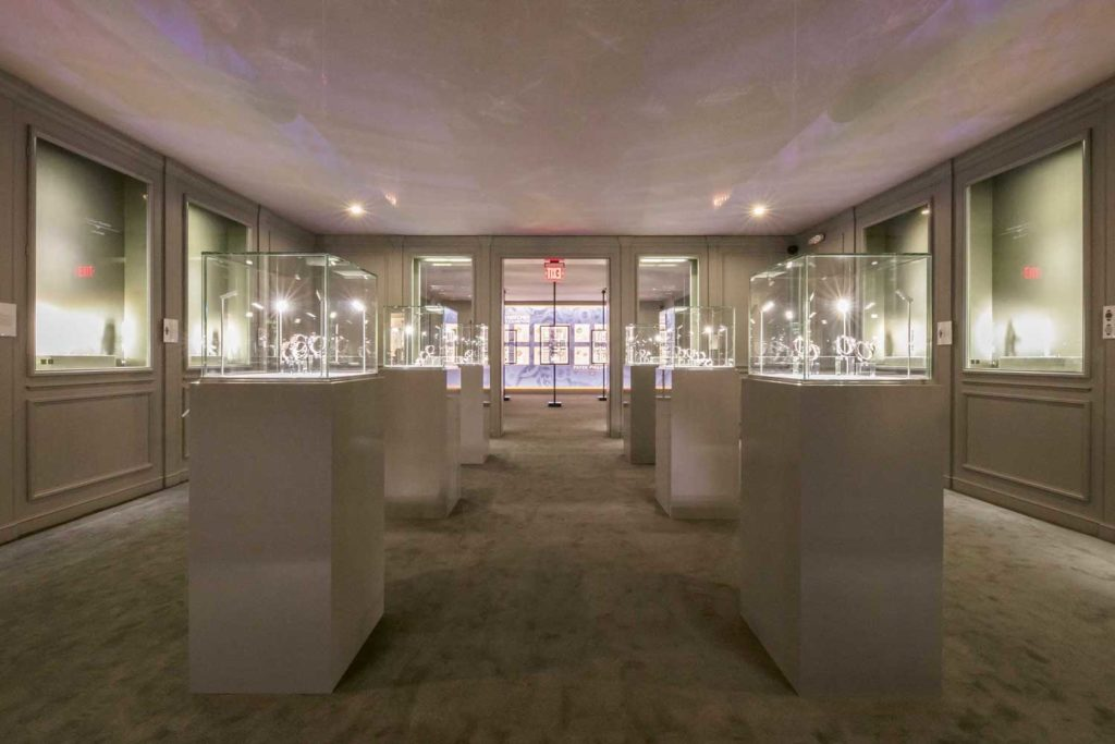 Education being a focus, Patek Philippe has consistently carried out exhibitions across the world to educate consumers on its tremendous watchmakingcachet
