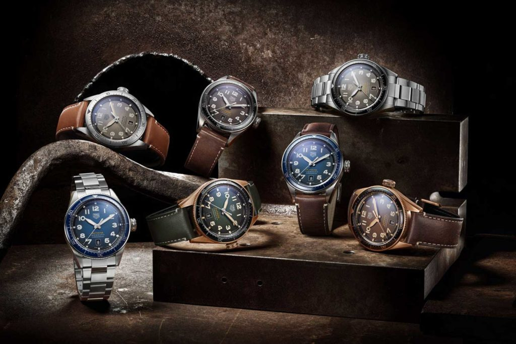 TAG Heuer Autavia Collections