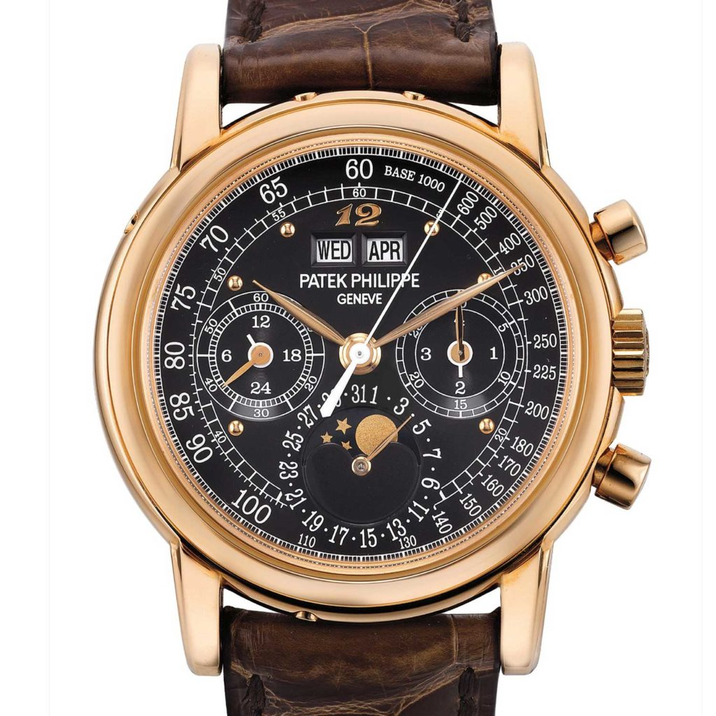 Ref. 3970 re-issued for Patek Philippe's 175th anniversary