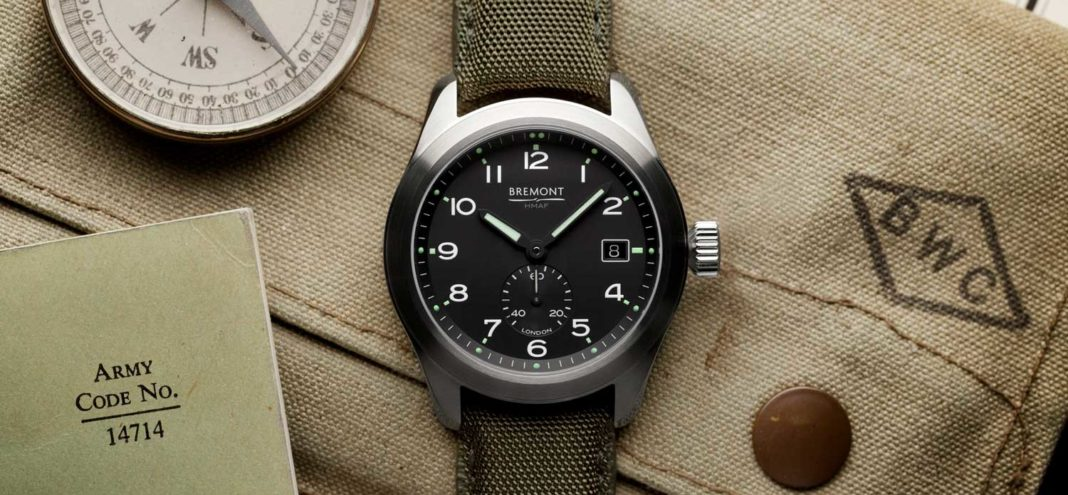 The Bremont Broardsword, inspired by the