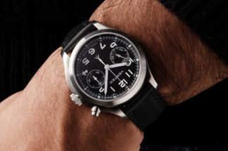 The Vertex MP45 Monopusher Chronograph (Image © Revolution)