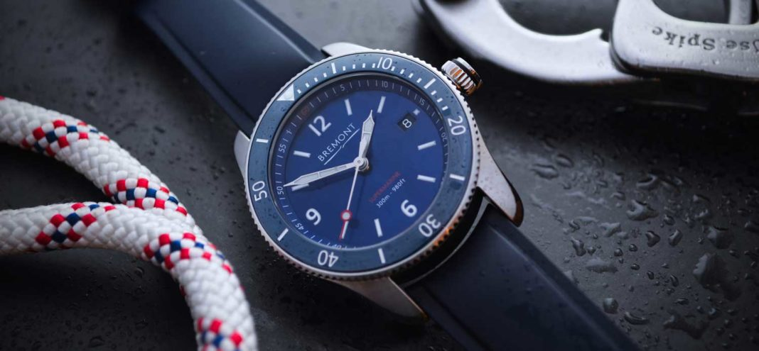 Bremont Supermarine Type 300