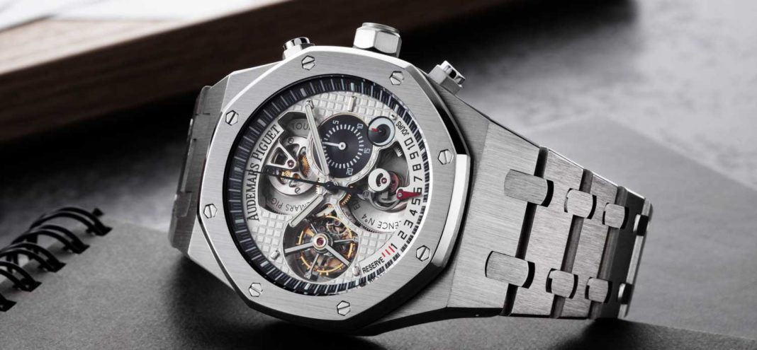 Audemars Piguet Royal Oak Tradition d'Excellence, Cabinet n°4 (Image © Revolution)