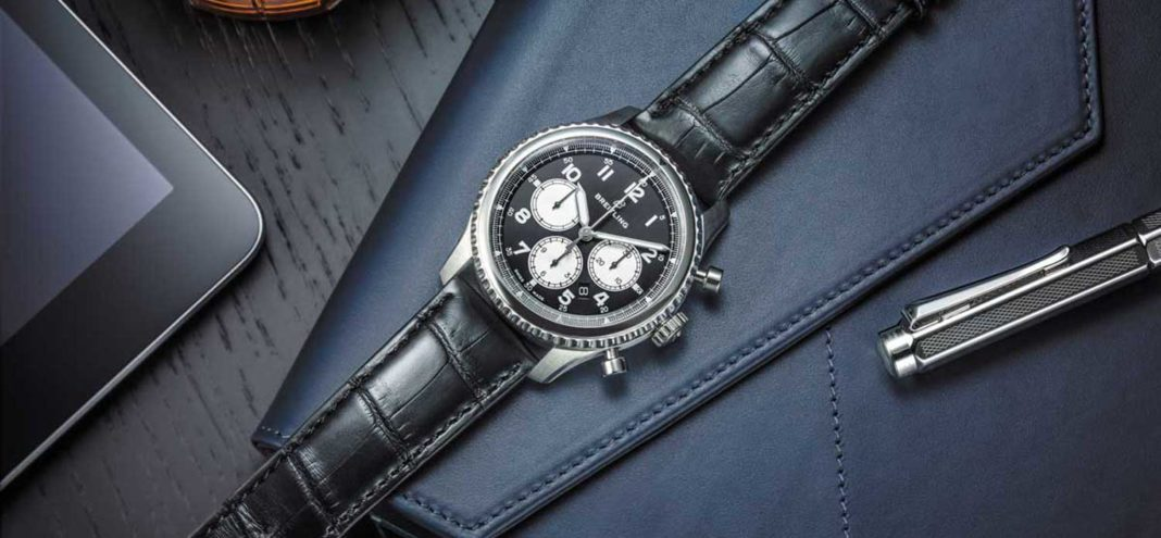 Breitling Navitimer 8 B01 with in-house chronograph movement